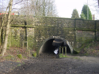 Bardsely Bridge, Fairbottom Branch Canal
